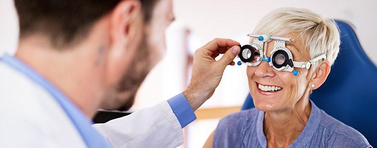 Eye examinations Kidlington